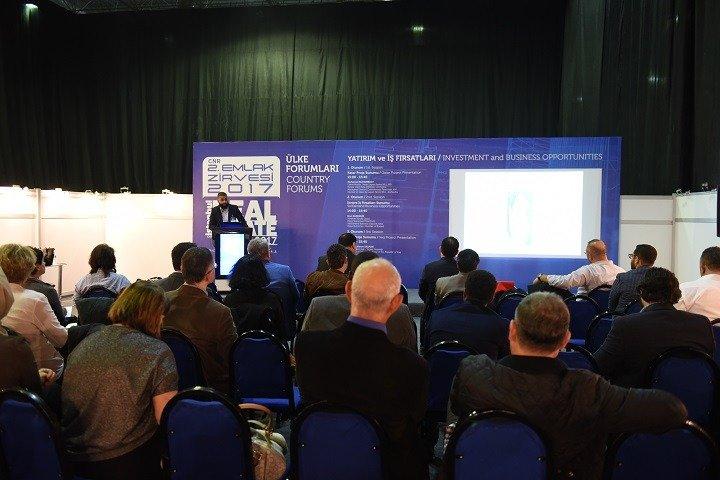 CNR Emlak Fuarı Forumlar