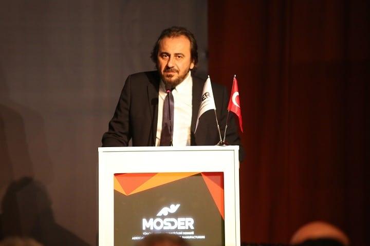 Türkiye Mobilya Sanayicileri Derneği (MOSDER) Yönetim Kurulu Başkanı Nuri Öztaşkın