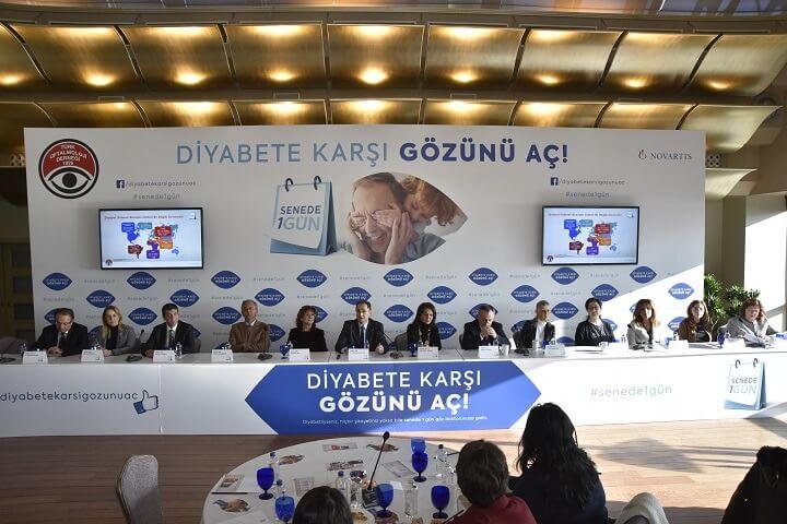 Diyabete Karşı Gözünü Aç